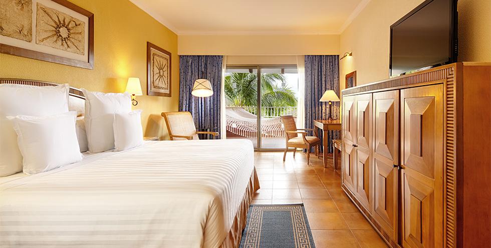 Inside room of Barceló Resort: Club Premium Suites