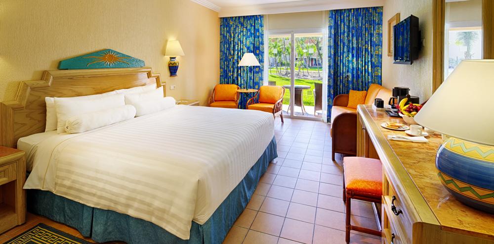 Inside room of Barceló Resort Superior Rooms