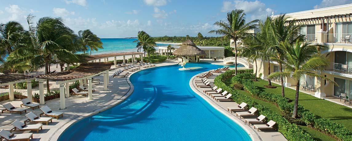 Dreams Tulum - pool & resort